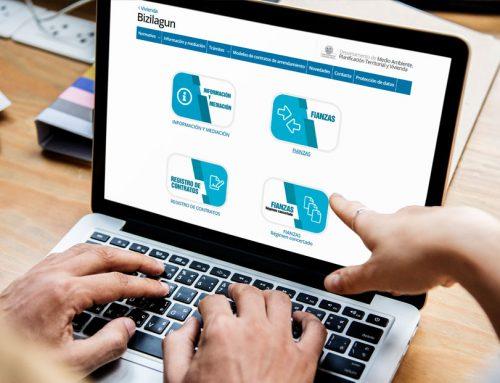 Una aplicación electrónica para tramitar el depósito y la devolución de fianzas de alquiler