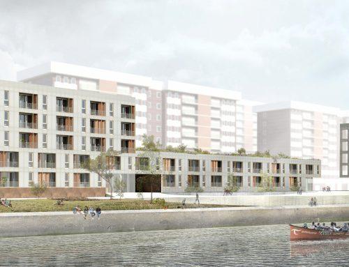 El estudio catalán Fabregat & Fabregat gana el concurso para edificar 66 Alojamientos Dotacionales en Zorrotzaurre