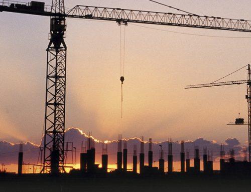 La reactivación del sector de la construcción toca a su fin
