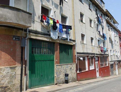 Ayudas suplementarias para la rehabilitación del barrio Txonta, en Eibar