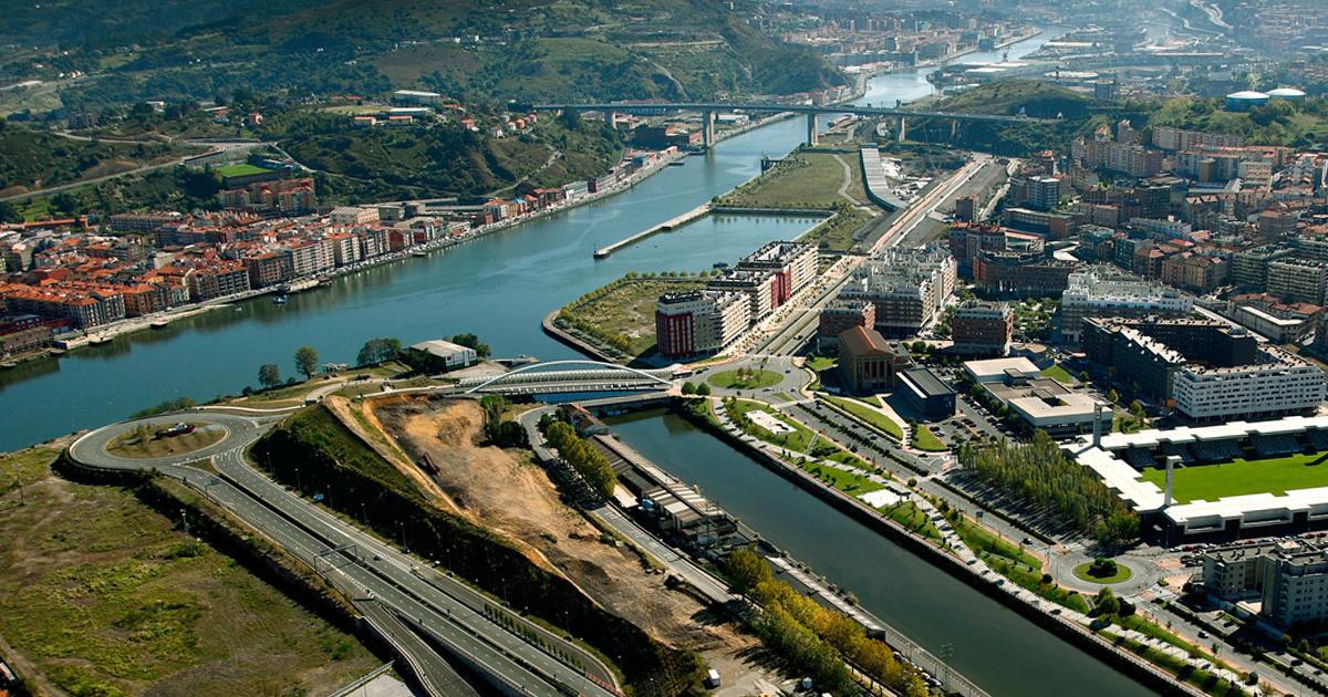 El Gobierno Vasco completará su intervención en Vega Galindo, Sestao, con la construcción de dos nuevos edificios a partir del año que viene